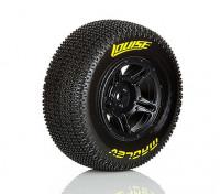 LOUISE SC-磁悬浮1/10规模卡车4X4轮胎超软胎/黑眼圈/安装