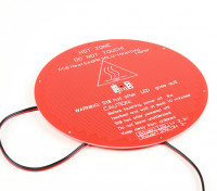 3D打印机温床三角洲罗斯托克回合MK3双电源的RepRap