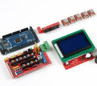 3D打印控制板组合套装 - 升级版