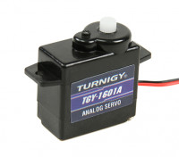 Turnigy TGY-1601A模拟伺服1.0千克/0.08sec /6克