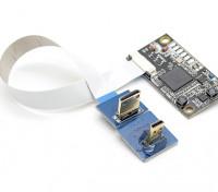 RCD 3016J HDMI转AV端口转换器
