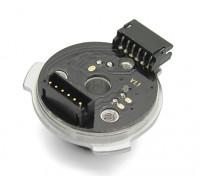 TrackStar V2更换电动机传感器,轴承组(3.5T-8.5T)