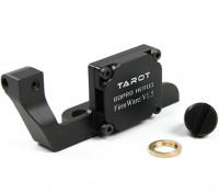 塔罗T-2D摄像机万向安装了小蜜毅运动摄像机