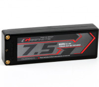 Turnigy Graphene 7500mAh 2S2P 90C Hardcase Lipo Pack (ROAR APPROVED)