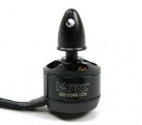 多星型V型规格1808  -  2400KV多转子电机CCW(.15LAM)