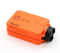 RunCam2 FULL HD 1440P 4MP 120度FPV相机瓦特/无线网络(橙色)