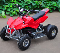 电动四轮驱动摩托车EA0503(欧盟插头)红色/黑色版本