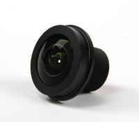 福州福特科M12-1.6 IR 500万像素的鱼眼透镜照相机FPV