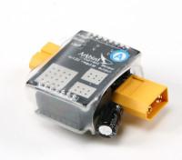 Arkbird电池电流传感器,带12V稳压器输出