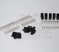 JST-SH伺服插拔套装(双叶)镀金(10双/套)