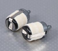 毛毡燃油滤清器/弹响燃气模型(大)(2PC)