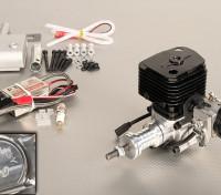 Turnigy 30cc的燃气发动机瓦特/ CDI电子点火和正版WALBRO化油器