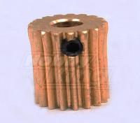更换小齿轮4毫米 -  17T