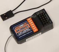 业余爱好国王的2.4GHz接收器6CH V2