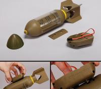Quanum RTR炸弹系统的1/6比例随插即降