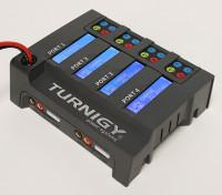 Turnigy TQ4 4x6S锂聚合物电池充电器