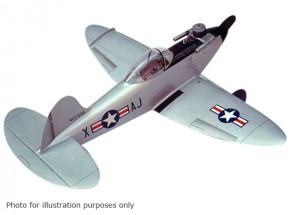 黑鹰机型魅影MK XV控制线巴尔沙533毫米(套件)
