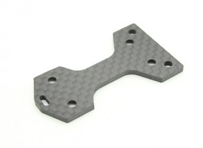 XRAY XB9E 1/8巴吉 - 石墨中央差速器安装板 -  XB9E