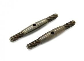 TrackStar 1/8弹簧钢花兰螺丝M4x40(2个)
