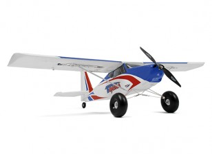 Durafly Color Tundra 1300mm Anniversary Edition (Blue/Red) (PnF) - Front