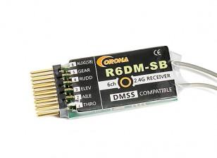 Corona R6DM 2.4GHz Front