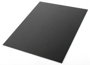 Carbon Fiber Plate 4mm x 300mm x 400mm