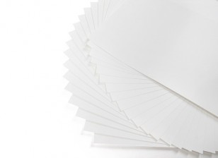 Water Based InkJet Water Transfer Paper A4 White (297x210mm) x 20 Sheets