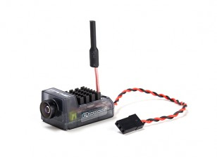 Quanum FPVMe HD Mini Camera w/40CH 5.8GHz 25~200mW VTX (Whip Antenna)