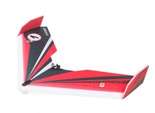 """H-King Teksumo EPP Wing 900mm (35"""") (Flaming Red) (Kit)"""