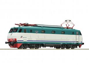 Roco/Fleischmann HO Electric Locomotive E.444.035 FS w/Lighting and Sound (DCC Ready)