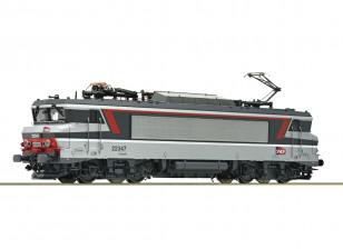 Roco/Fleischmann HO Class BB Multiservice Electric Locomotive No 22347 w/Lighting SNCF (DCC Ready)
