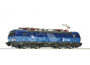 Roco/Fleischmann HO Electric Locomotive BR 383 CD Cargo w/Sound and Lighting (Fitted Decoder)