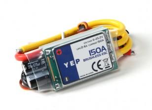 HobbyKing YEP 150A(2〜6S)SBEC无刷调速器