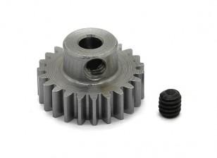 罗宾逊赛车钢小齿轮节距48公制(0.6模块)23T