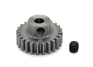 罗宾逊赛车钢小齿轮节距48公制(0.6模块)24T