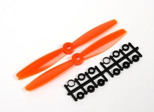 6040  - 圆头道具(PC) - 橙色