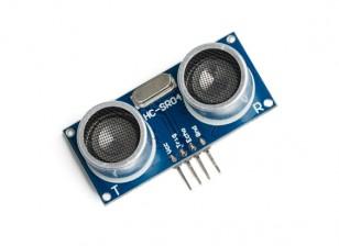 超声波测距传感器模块HC-SR04的Kingduino