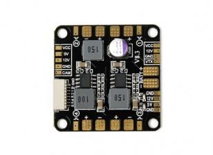 的Diatone V8.3 LC滤波电源集线器与5V和12V BEC