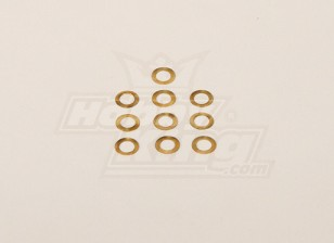 铜垫圈5x8x0.20mm(10片/袋)