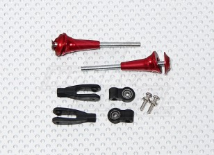 重型控制喇叭与轴承M3×50(2台/袋)