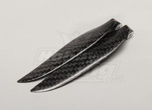 折叠式碳纤维螺旋桨9.5x5(1个)