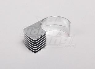 合金侧挂式散热片(为540550560电机)(大)