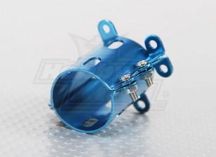 直径22mm电机安装 - 夹式为内转子电机