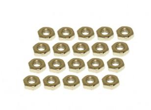 Gaui 425 550螺母(N2x4)X20