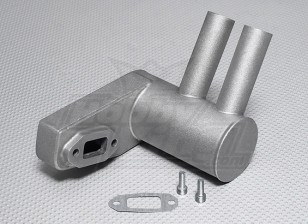 皮茨消声器的50cc〜56cc燃气发动机
