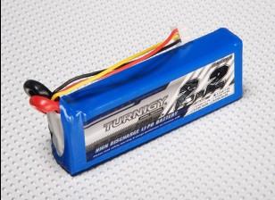 Turnigy 2200mAh的2S 25C前列包