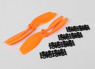 8045 SF道具2PC CW 2 PC逆时针旋转(橙色)