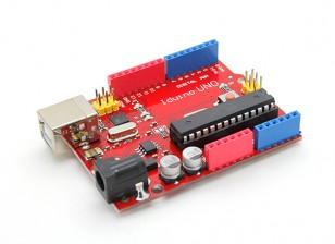 Kingduino欧诺R3兼容微控制器 -  Atmel的ATmega328