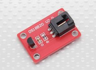 数字温度传感器DS18B20模块V2.0