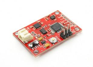 Kingduino 9DOF ArduIMU控制器ATmega328(ACCEL / MAG / GYRO)